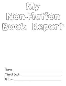 Non-Fiction Book Report (CCSS Aligned!) by The Resource