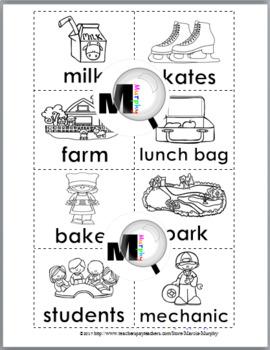 Nouns, Verbs, & Adjectives Sort
