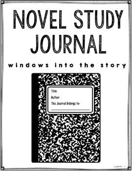Novel Study Journal, Generic, Literary Analysis, Paper
