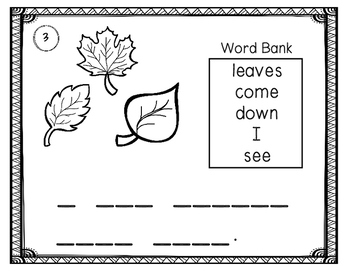 November Dictation {For the Beginner} by Miss Hellen's