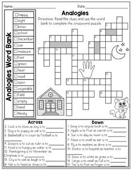 November NO PREP Math and Literacy (3rd Grade) by The