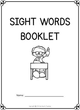 Sight Words: Third Grade Sight Words Worksheets (Sight