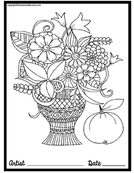 Occupational Therapy COLORING PRINTABLES for Teens and