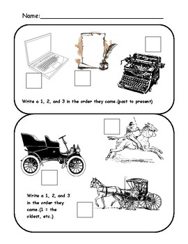 Ohio Social Studies, Grade 1 Standards by Artistic Brainy