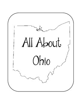 Ohio State Lapbook. Interactive Notebook. US History and