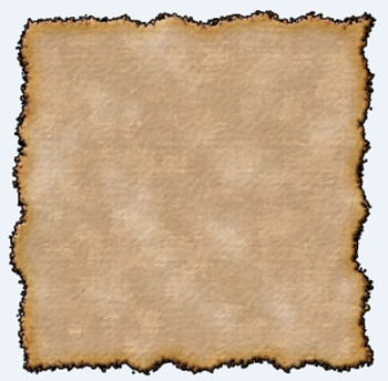 old fashioned antique parchment
