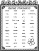 Opinion Writing Transitions Sentence Starters/Stems ANY