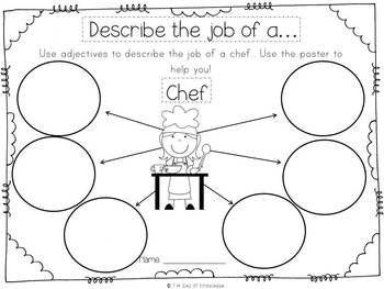Community Helpers {Math and Literacy Activities For Grades