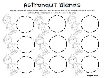 Out of this World Math & Literacy Space Activities by