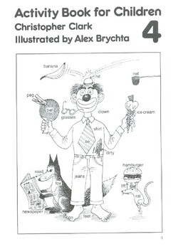 Oxford Activity Books for Children: Book 4 by Teacher