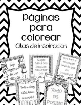 Paginas para colorear:Citas (Spanish coloring pages