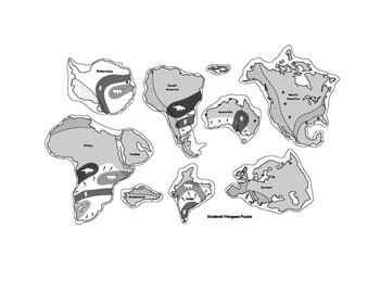 Pangaea: The Supercontinent puzzle by The Common Core and