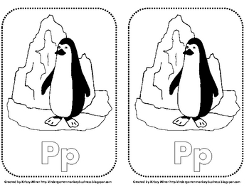 Penguin Pokey Pin Freebie! Now is the time to try it out