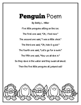 Penguin Power-Poems and More! by Beth Mitchell and Emily