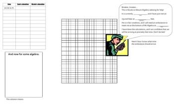 Performance Task Assessment: Multistep Equations for