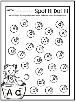 A Groovy Cat: A Groovy Spot It! Dot It! by Every Child