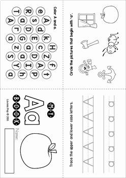 Phonics Alphabet Letter of the Week MEGA BUNDLE by Lavinia
