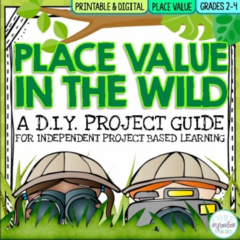 Place Value In The Wild  Place Value Project Based Learning (pbl