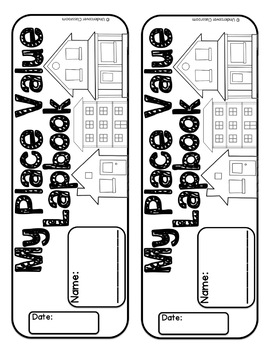 Place Value Lapbook Interactive Kit by Undercover
