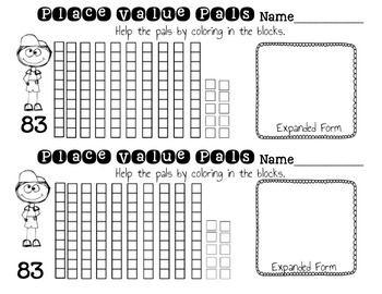Place Value Practice for Common Core by Easy Teaching