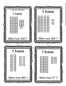 Lower Level Place Value Task Cards Mega Pack 7 Sets of