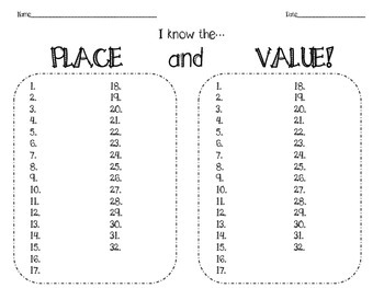 Place Value Task Cards to the Millions Place by Fourth