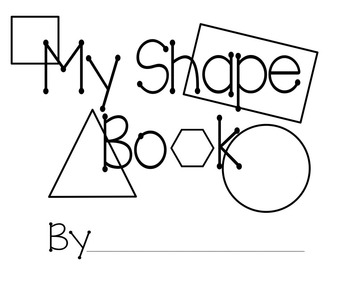 Kindergarten Plane Shapes Unit (Common Core) by Kendra's