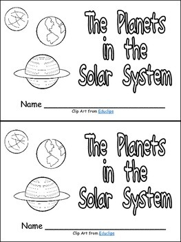Planets of the Solar System- Nonfiction Leveled Reader