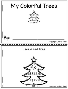 Play and Learn Language Units for Preschool: Christmas by
