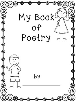 Poetry for Second Grade-Common Core Algined by Sharon