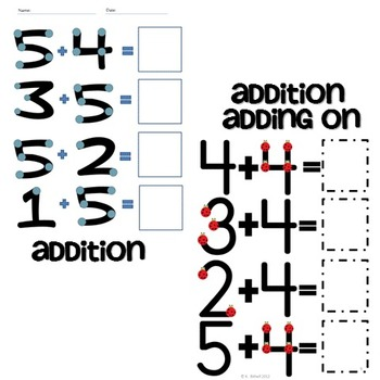 Addition Subtraction Multiplication: Point and Press