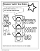 Police Officer Pam Bicycle Safety Workbook by KidZ