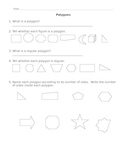 Special Quadrilateral Activity Teaching Resources