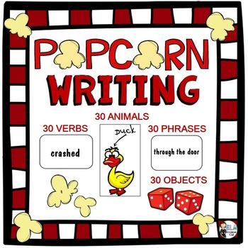 Popcorn Writing Narrative Writing Center By Ela Seminar
