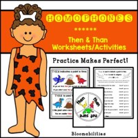 Practice Makes Perfect: Then vs. Than Activities and ...