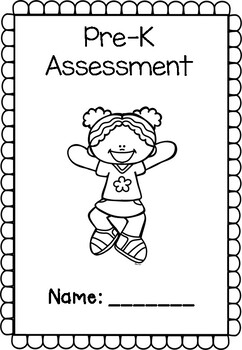 Preschool End-of-Year Assessment to test Kindergarten
