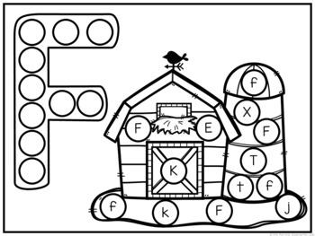 Preschool: Farm {Plans and Printables} by Mrs Plemons