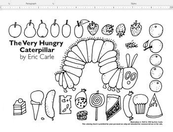 Preschool Lesson Plan and Detailed Activities- Eric Carle