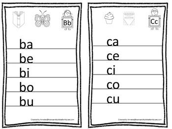 Preschool Phonics Curriculum Download. Preschool