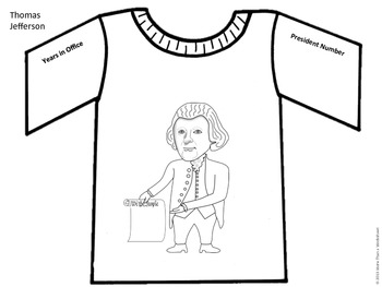 President Research: Design a T-shirt by More Than a