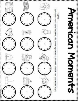 President's Day Math & Literacy Fun by Melissa Freshwater