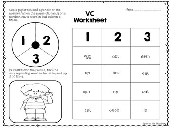 Print And Go Apraxia Worksheets By Speech Me Maybe