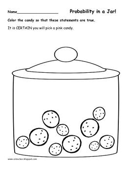 Probability Part 2: Probability in a Jar! by The Hands On