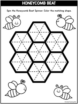 Problem Solving Activities for Pattern Blocks K-2 by