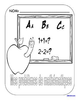 Problèmes écrits d'addition et de soustraction (Double