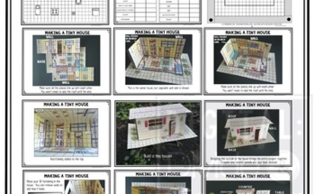 Build A Tiny House Project Based Learning Activity A Pbl