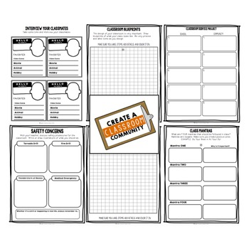 Project Based Learning Activity: Create A Classroom