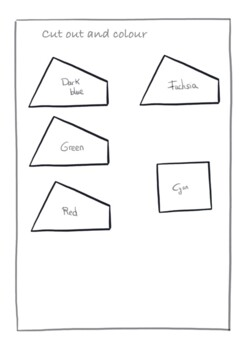 Proof of Pythagorean theorem (Puzzle) (Bilingual in