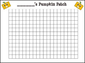 Pumpkin Arrays and Area for Common Core by Teaching 4 Real