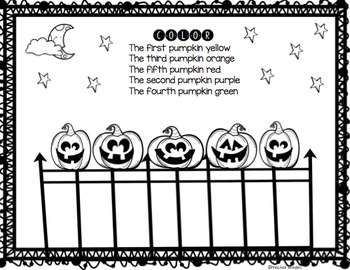 Pumpkin Math Activities for Preschool, Pre-K, and